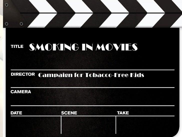 Smoke free movies