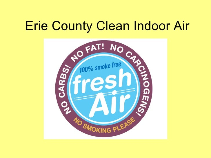 Erie County Clean Indoor Air
