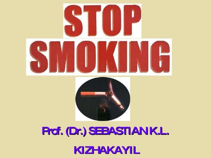 Smoking Feature