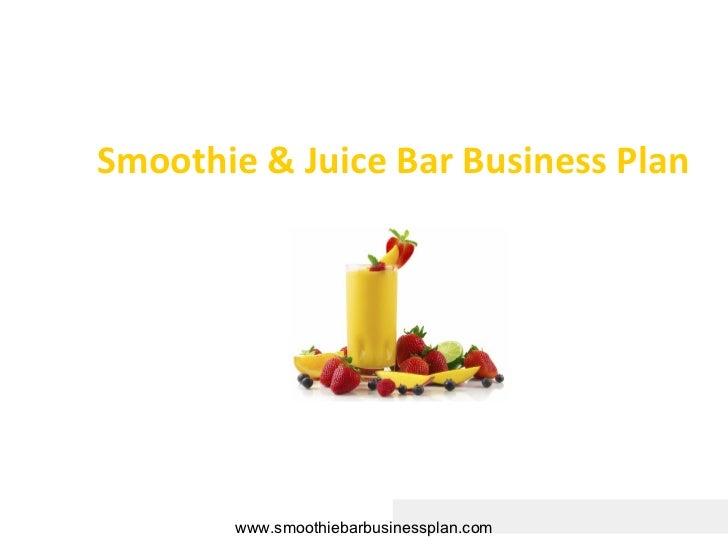 protein bar business plan