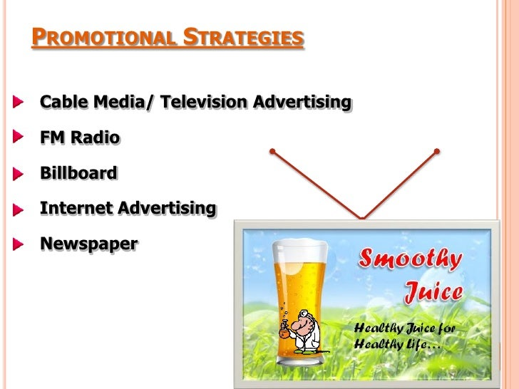 Television business plan