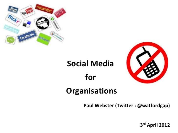 Practical Social Media - VODA