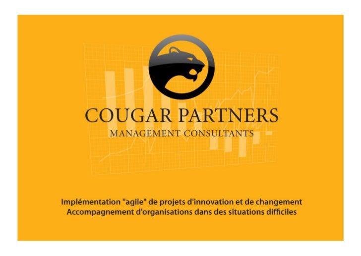 Les Cougars à la Société suisse de Management de Projet