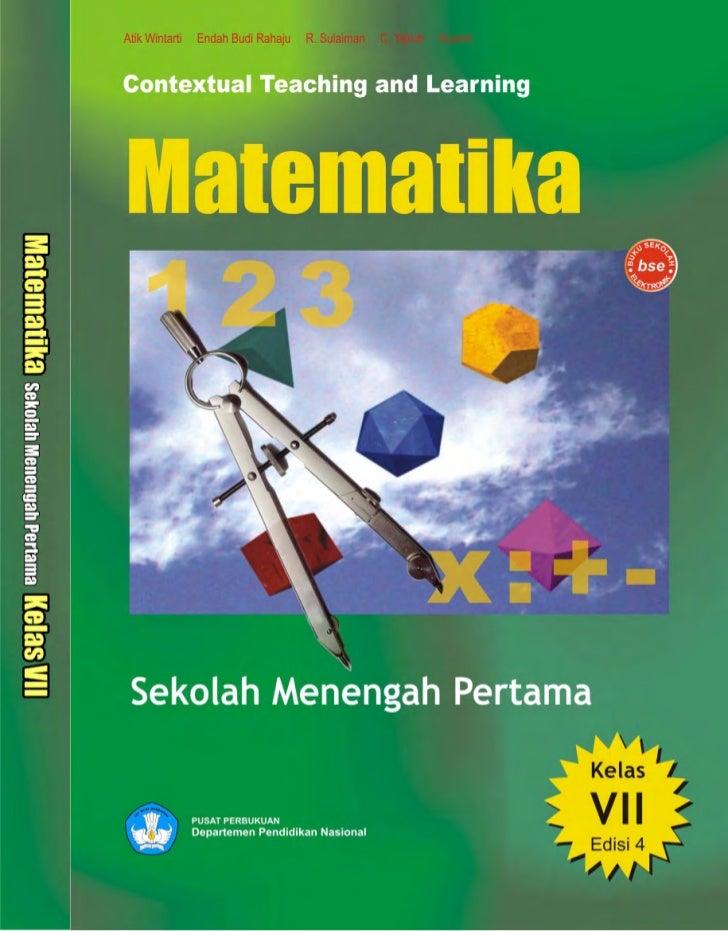 Smp7mat contextual teachingandlearning atikwintarti