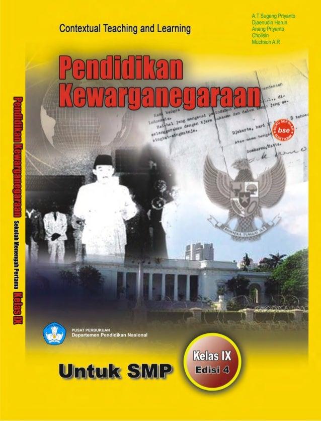 Hak Cipta pada Departemen Pendidikan Nasional Dilindungi Undang-undang Penulis : A.T Sugeng Priyanto Djaenudin Harun Anang...