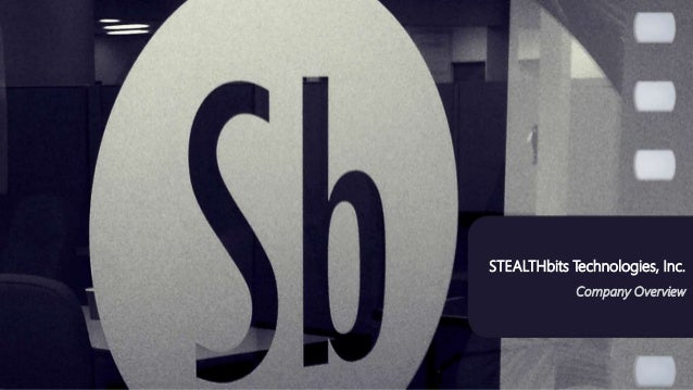 STEALTHbits Technologies, Inc. Company Overview