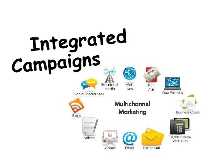 •   Build integrated campaigns•   Show the immediate outcome•   Know your audience•   Use their free time to be    useful•...