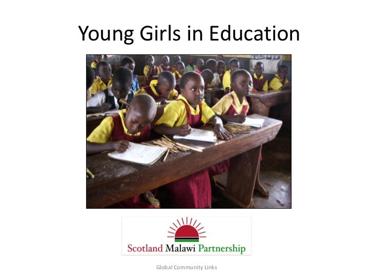 Young Girls in Education        Global Community Links