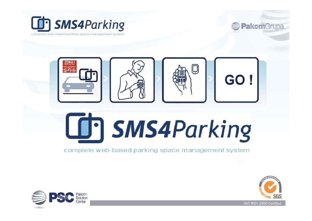 Sms4 Parking Official Presentation Oct2008