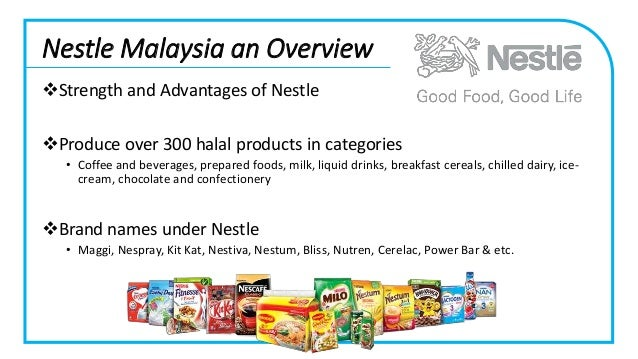 strength of nestle Prior to the erp implementation, nestle usa did not act as one company instead, each location acted on its own behalf and was free to make its own business decisions in 1997, a team examining the various systems across the company found, among.