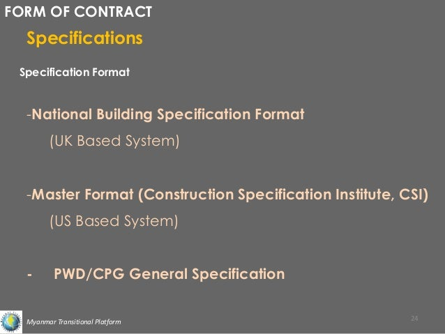 construction specification State of wisconsin, bureau of aeronautics standard specifications for airport construction table of contents part i .