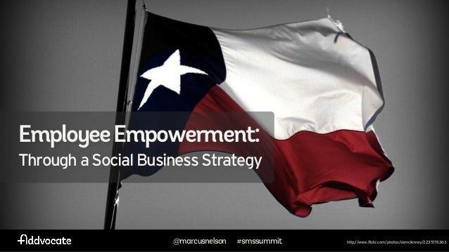 Employee Enablement on Social - Best Practices For Business