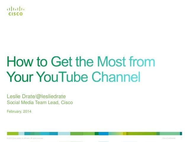 B2B Video Tips for YouTube