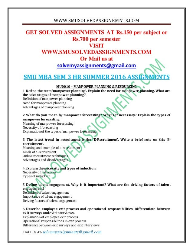 sem 4 om summer 2014 assignments Mf0015 international financial management 4th sem mba summer 2017 smu solved assignments size (px) start page url close mf0015 international financial management 4th sem mba summer 2017 smu solved assignments published on september 2017 | categories: school work om 0016 - quality.