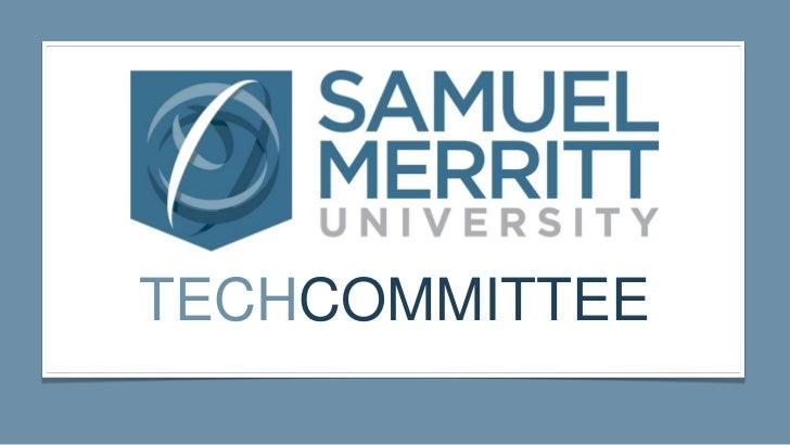 Smu Tech Committee 10-2011