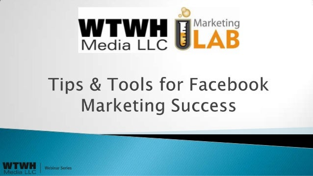   This webinar will be available afterwards at marketing.wtwhmedia.com & email    Q&A at the end of the presentation   ...