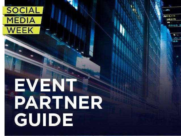 Social Media Week Event Guide