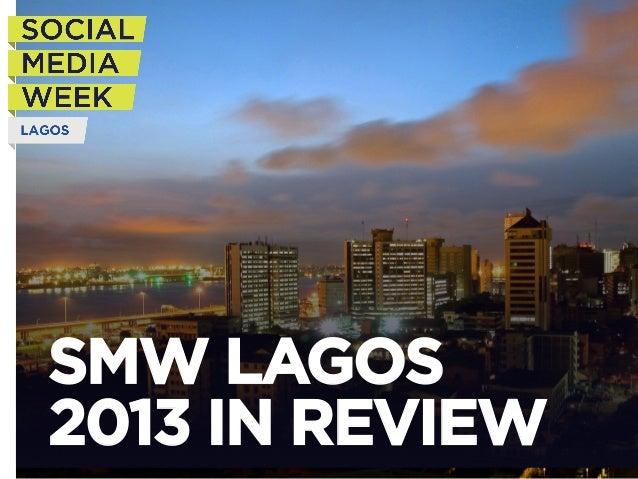 Social Media Week Lagos 2013 Report