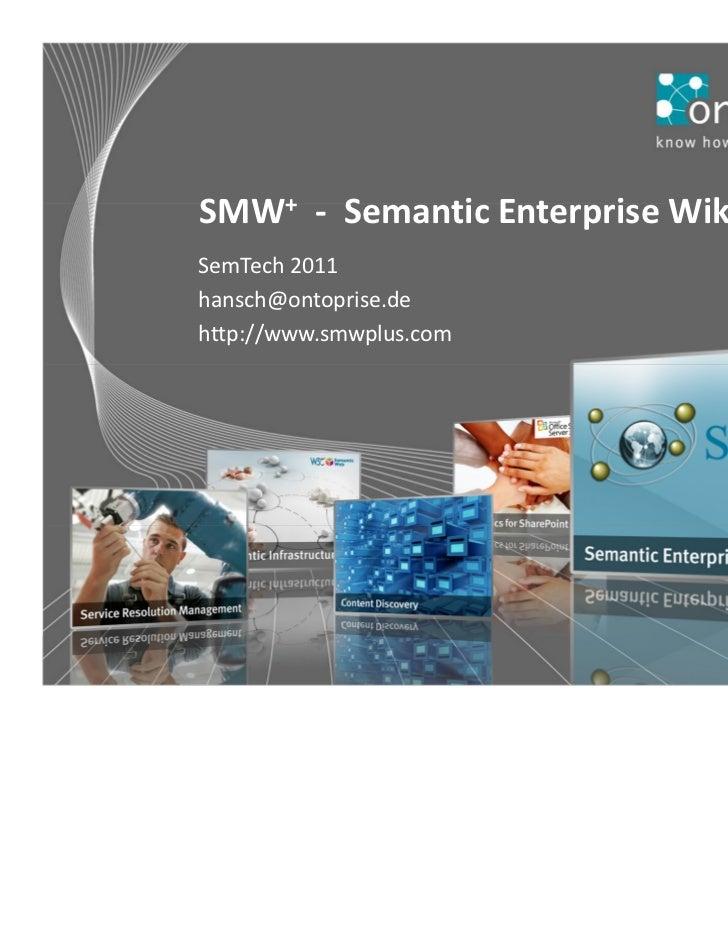 Smw+ semantic enterprise wiki en_153