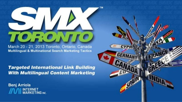 Multilingual & Multinational Link Building with Multilingual Content Marketing