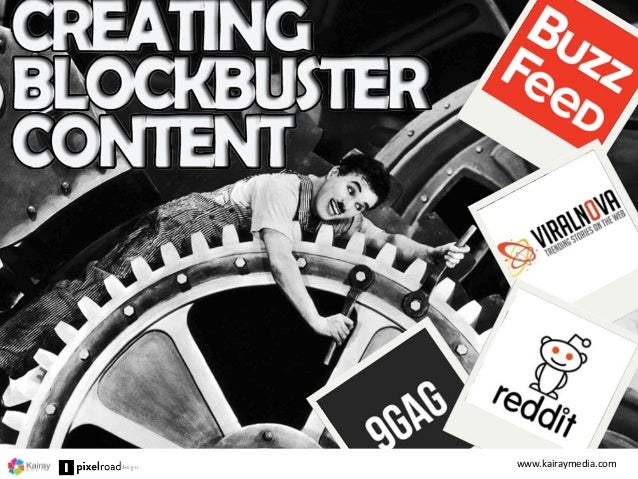 Creating Blockbuster Content (SMX Advanced 2014)