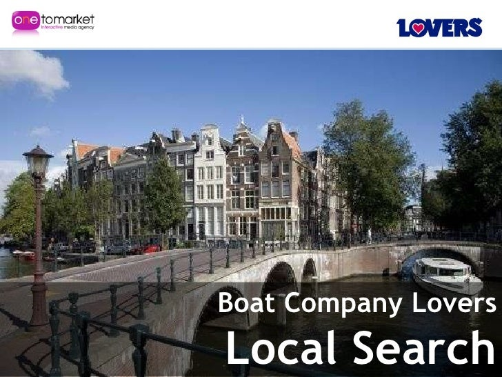 Boat Company Lovers Local Search