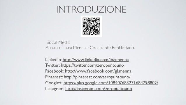 QR Code. A cura di Luca Menna.