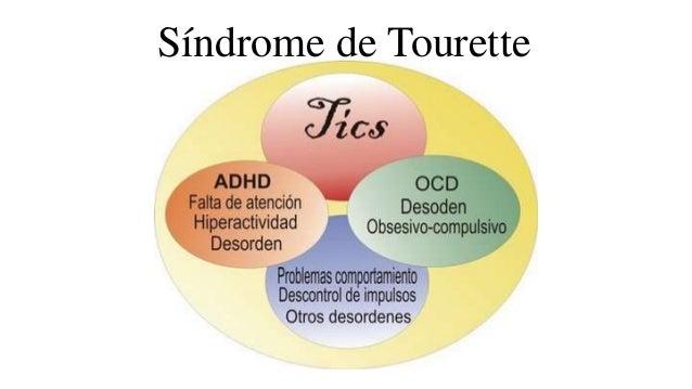 Síndrome de Tourette