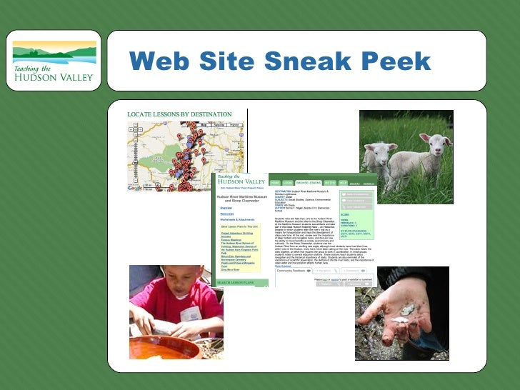 THV New Web Site Sneak Peek