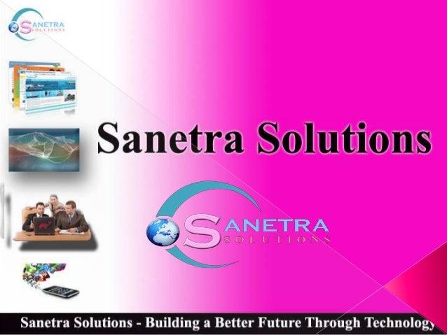 Snetra solutions