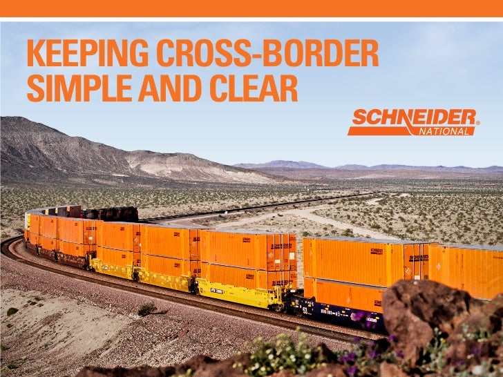 KEEPING CROSS-BORDERSIMPLE AND CLEAR