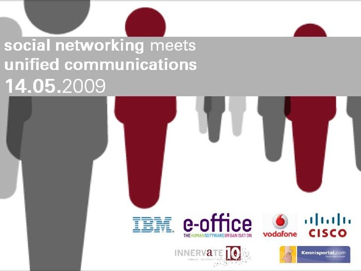 Social Networking meets Unified Communication