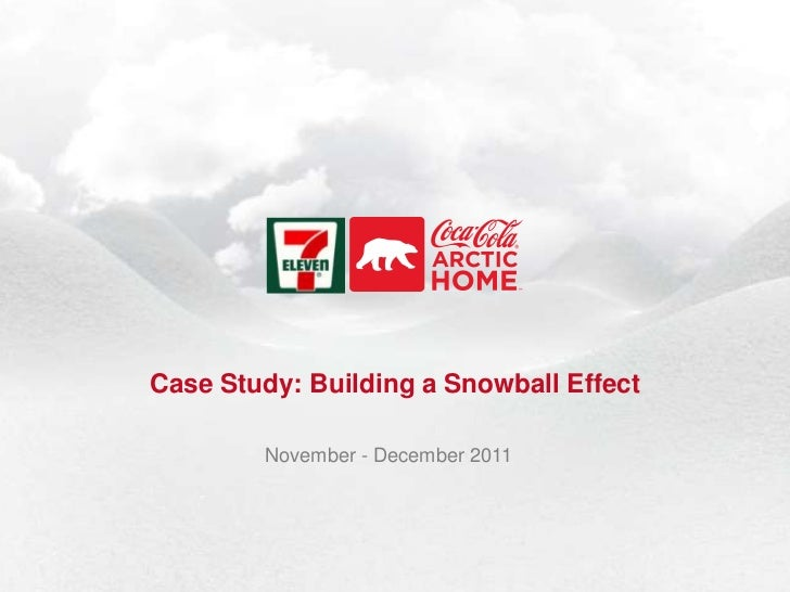 snow ball marketing Snowball sampling uses a method beloved by sales people, where customer referrals to new prospects have particular value as the relationship of trust and obligation between the identified person and the referrer makes it more likely that the.