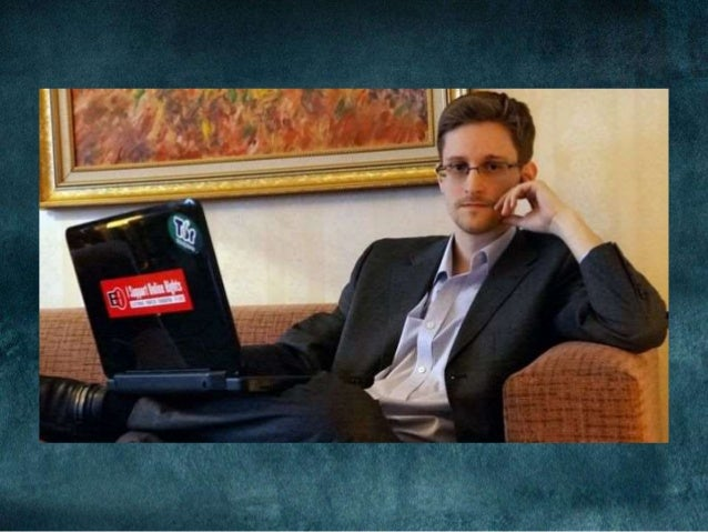 Exposed NSA's evil snooping Good Guy 1 …for the world