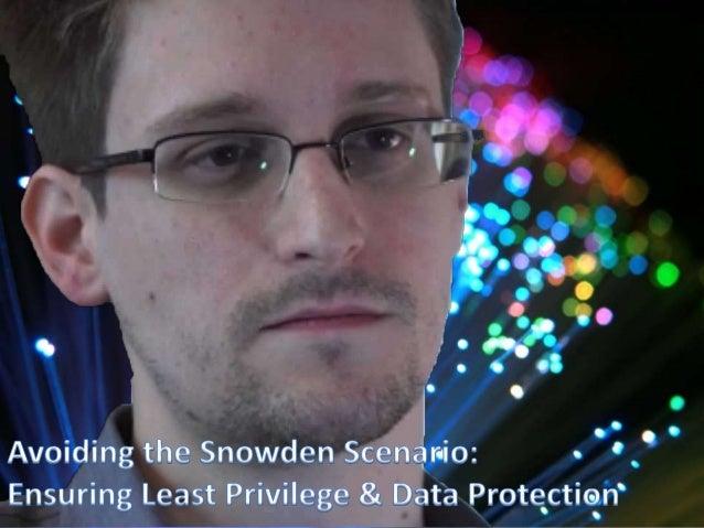 nsa and edward snowden essay