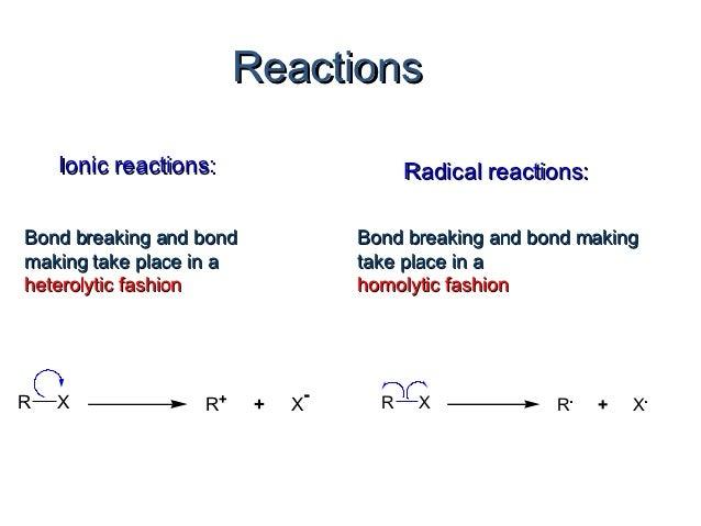 Sn reaction
