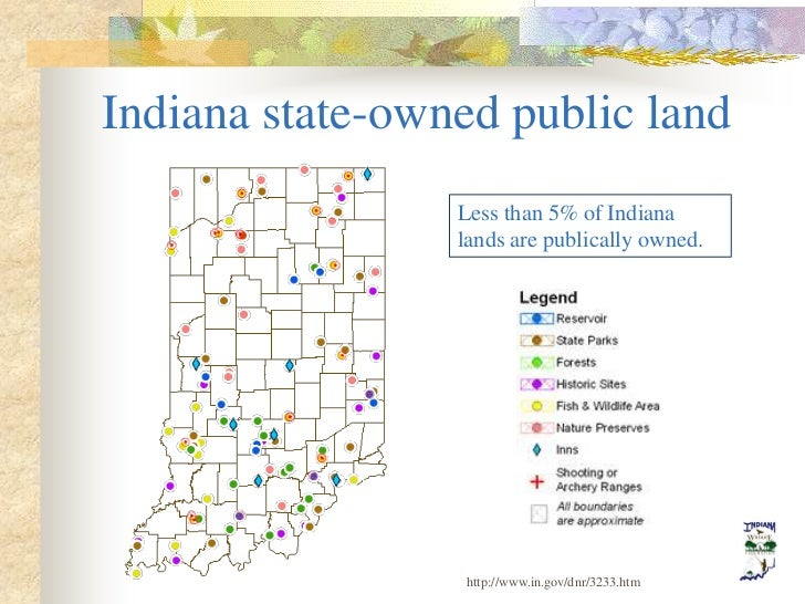 Indiana39s Wildlife  Sustainable Natural Resources Task