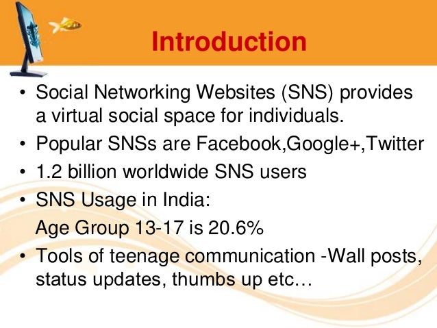 Dissertation On Social Networking Sites