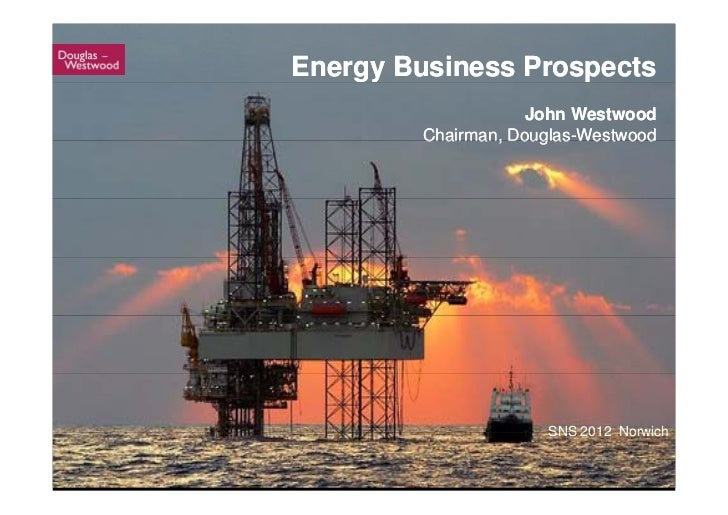 Energy Business Prospects