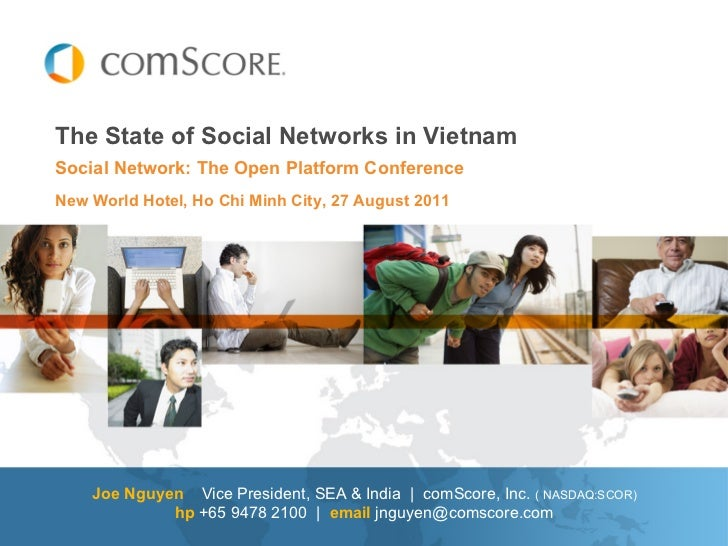 The State of Social Networks in Vietnam
