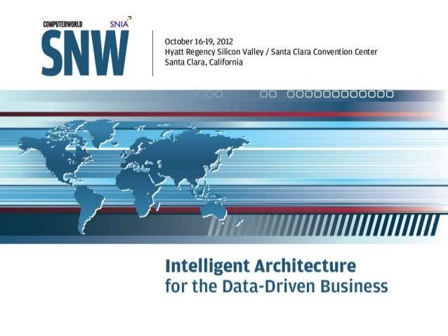Fabric ArchitectureA Big Idea for the Big Data infrastructureSatheesh NanniyurSenior Product Line ManagerAMD Data Center S...