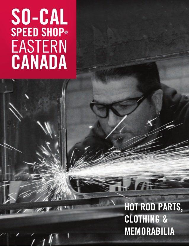 SO-CAL Speed Shop Eastern Canada