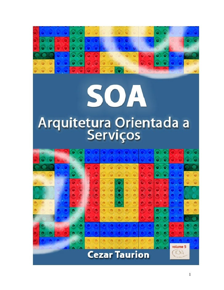 Arquitetura Orientada a Servicos (SOA)