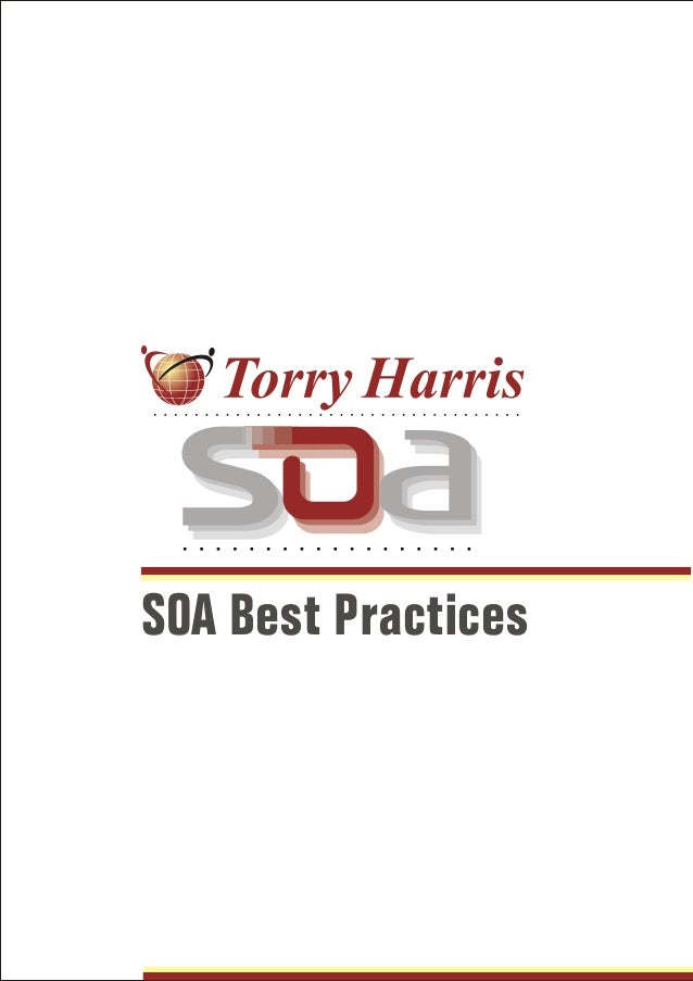 SOA Best Practices | Torry Harris Whitepaper