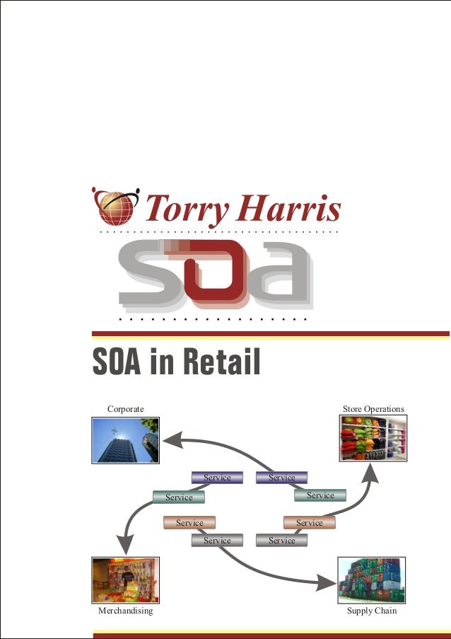 SOA in Retail Service Service Service Service ServiceService Service Service Supply ChainMerchandising Corporate Store Ope...