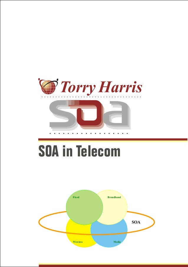 SOA for Telecom | Torry Harris Whitepaper