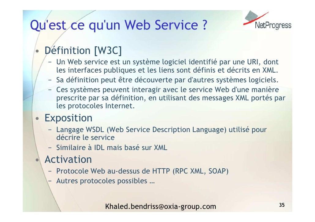 Web service definition language wsdl ask home design for Architecture orientee service