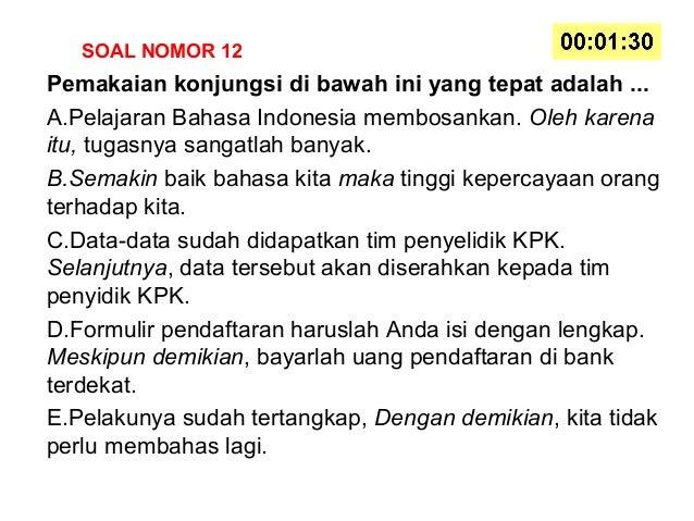 ptkbahasaindonesia: Soal Pel Bahasa Indonesia Kelas X ...