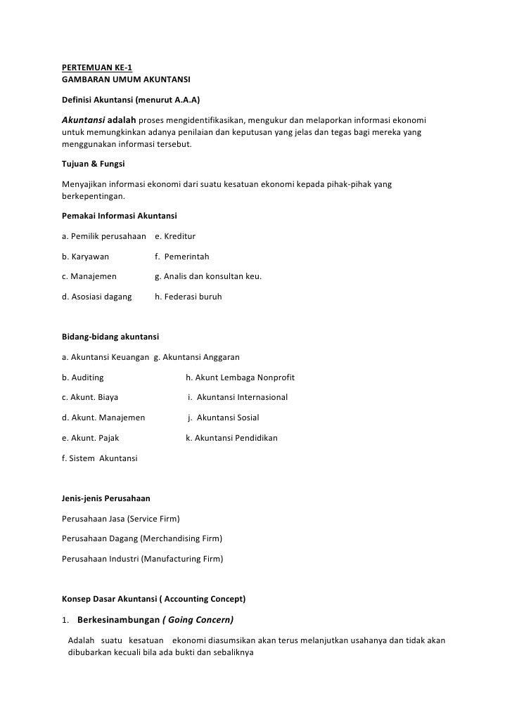 Contoh soal objektif untuk akuntansi perusahaan dagang Yulimel Sari