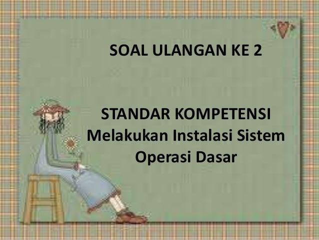 Soal powerpoint dkk sk2